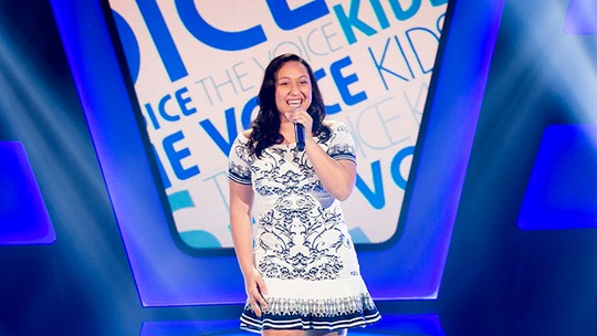 Ally Victory canta Demi Lovato e entra para o 'The Voice Kids'