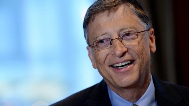 O bilionário norte-americano Bill Gates (Foto: Getty Images)