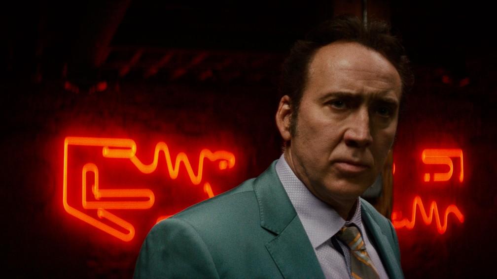 Nicolas Cage — Foto: Divulgação