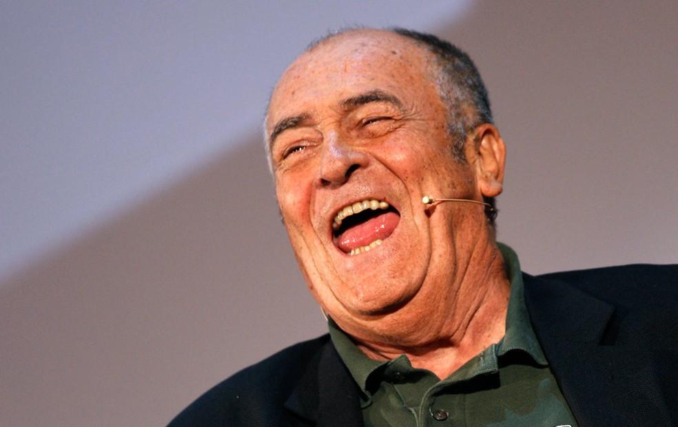 O diretor italiano Bernardo Bertolucci — Foto: Reuters