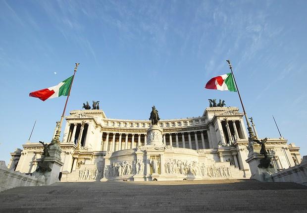 Economia da Itália Governo da Itália (Foto: Getty Images)