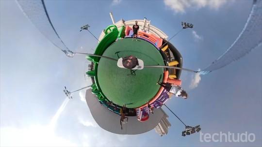 Como limpar a lente da GoPro