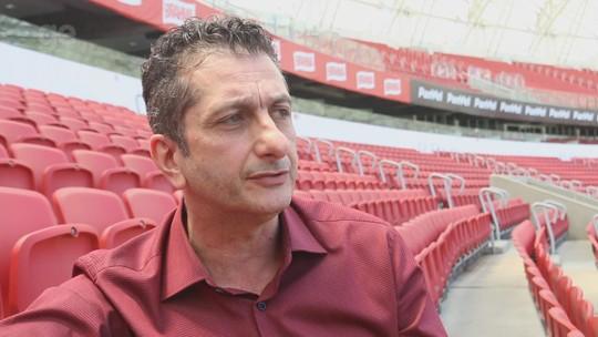 Eleições do Inter: as ideias de Luciano Davi para ser eleito presidente