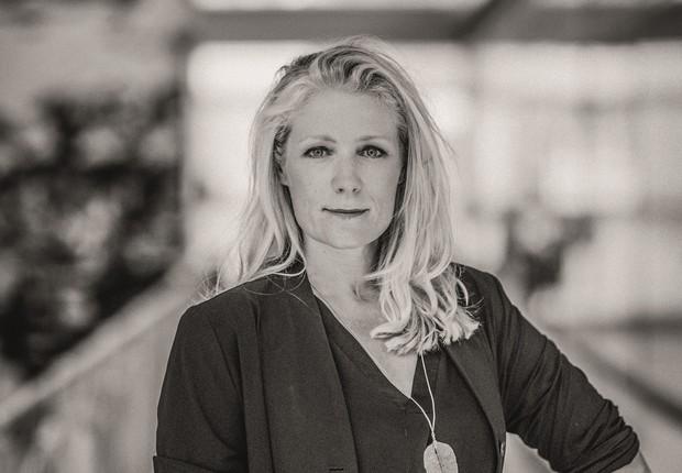 Sofia Wingren, CEO da Hyper Island (Foto: Stefan Hellberg)