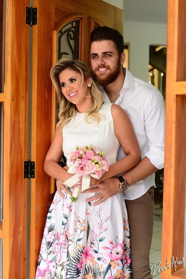 Zé Neto e Natália Fonseca (Foto: Renato Milani/Divulgação)