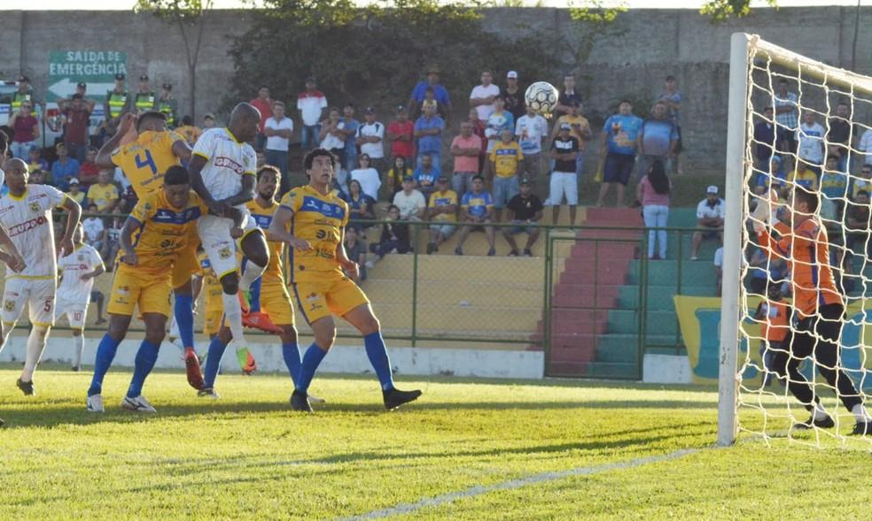 O Iporá liderou o seu grupo, deixando o Brasiliense na segunda posição (Foto: Lizi Dalenogari / Brasiliense F. C.)