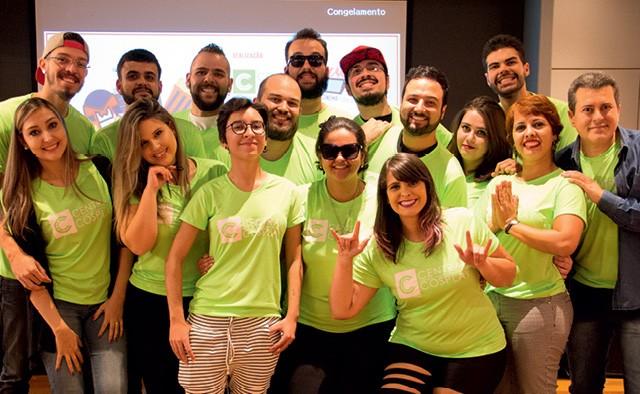 No primeiro ano de atividade, em 2016, a Central Cosplay, de agenciamento de cosplayers (Foto: Divulgação)