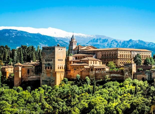Alhambra (Foto: Reprodução/Malaga Trips)