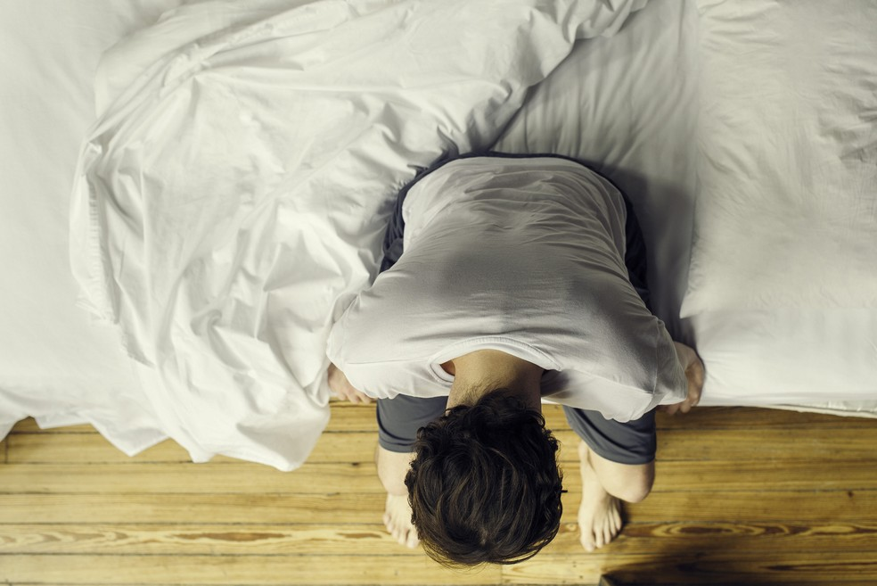 Suicídio é a segunda maior causa de mortes entre adolescentes, segundo a OMS (Foto: Frédéric Cirou/AltoPress/PhotoAlto/AFP/Arquivo)