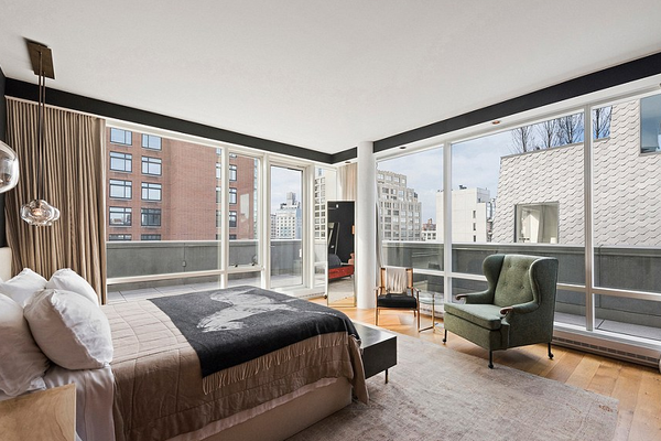 O apartamento vendido pelo casal composto pelo músico Justin Timberlake e pela atriz Jessica Biel (Foto: Divulgação)