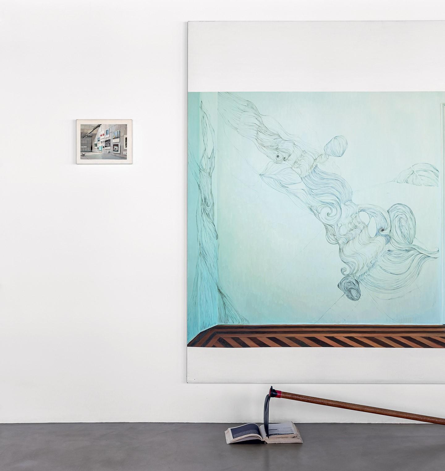 Obras de arte, peças de design e vista para o MASP compõem este apê de 370 m²  (Foto: Fran Parente)