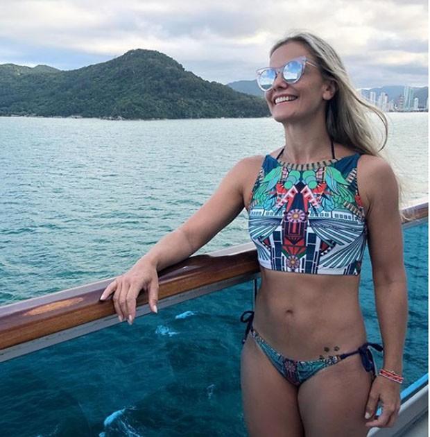 Milene Domingues (Foto: reprodução / Instagram)