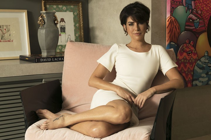 Fernanda Paes Leme (Foto: Casa Vogue)