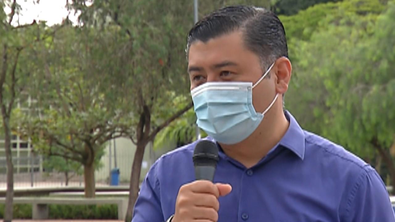 Rodrigo Ashiuchi, presidente do Condemat, fala sobre a vacinação no Alto Tietê