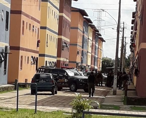 Assalto com refém em Ananindeua, no PA, termina em troca de tiros e dois suspeitos mortos - Notícias - Plantão Diário