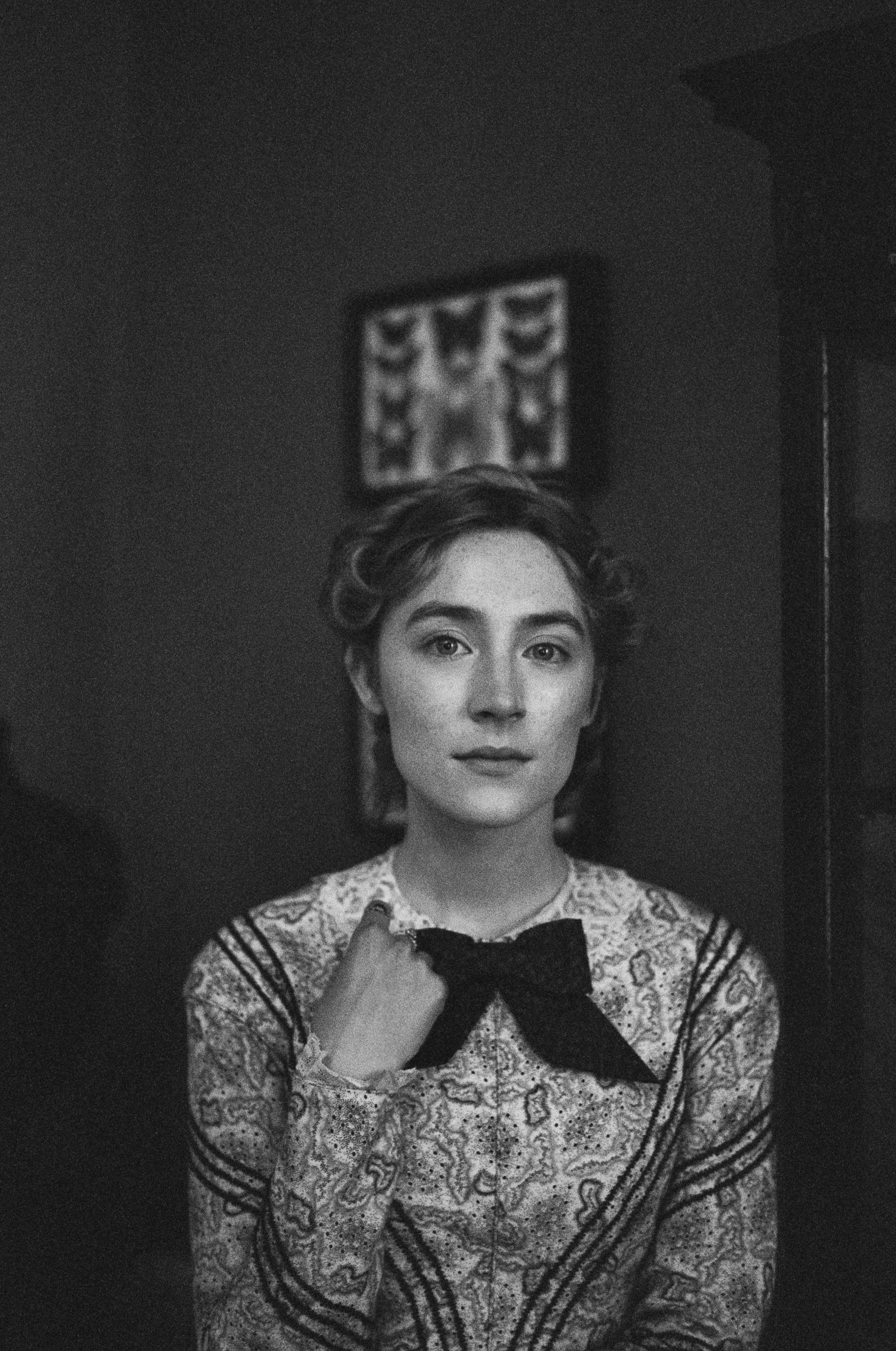 Saoirse Ronan em 'Ammonite' (Foto: Courtesia de Transmission Films)