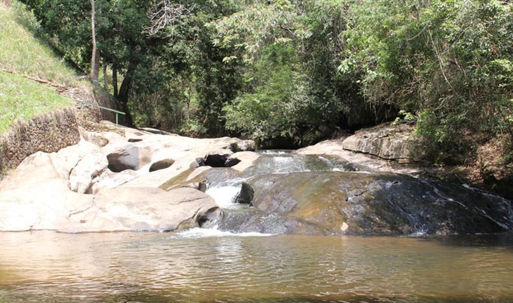 Cachoeiros e mata nativa: Vale da Mantiqueira é destino para relaxamento — Foto: Hotel Fazenda Vale da Mantiqueira