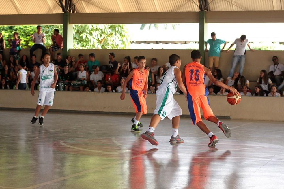 57dca260e8 Equipes de RO se preparam para 1ª rodada nos Jogos Escolares da ...