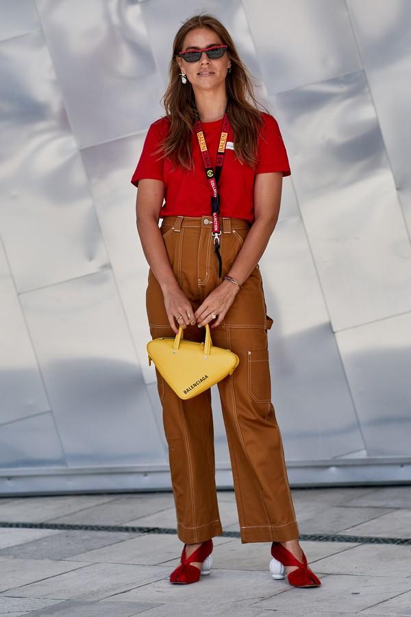 Bolsa amarela (Foto: Imaxtree)