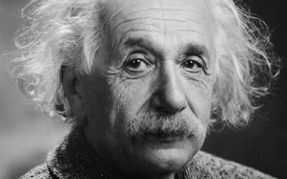 A Teoria da Relatividade de Albert Einstein é um pilar da física moderna que transformou o entendimento sobre espaço, tempo e gravidade — Foto: Domínio público