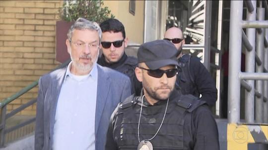 Juiz Sérgio Moro retira sigilo de parte da delação de Antônio Palocci