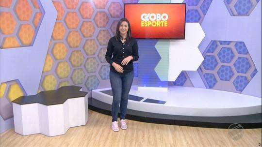 Assista o Globo Esporte MT na íntegra - 05/12/19
