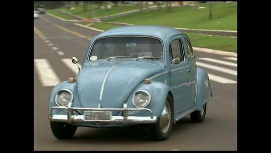 Há 60 anos, o Fusca passava a ser produzido no Brasil