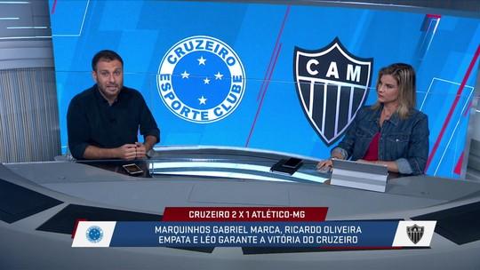 Mesa comenta final do Mineiro e destaca que Cruzeiro não é tão superior ao Atlético