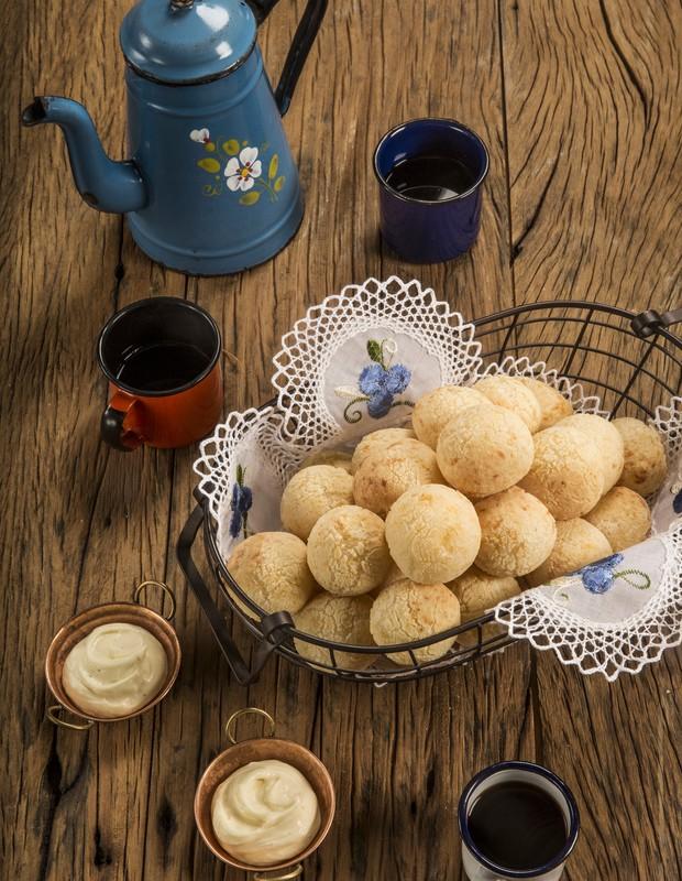 Pão de queijo da chef Ana Luiza Trajano do Instituto Brasil a Gosto (Foto: Alexandre Schneider)