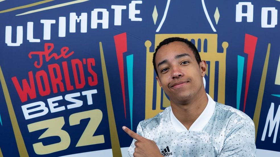 Brasileiro Victor ''Tore'' está no grupo C da competição — Foto: Divulgação/FIFA