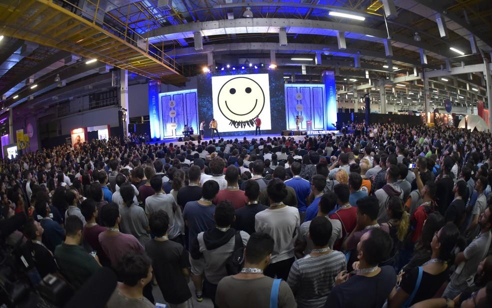 1ª edição da Campus Party Amazônia aconteceria no fim de março — Foto: Virta Comunicação/Divulgação