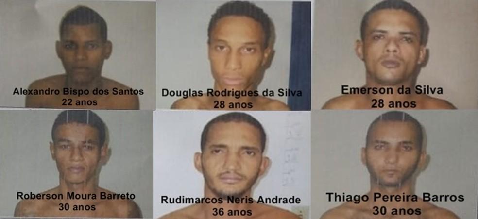 Seis presos serram grades de cela e fogem do Centro de Ressocialização de Ariquemes, RO — Foto: CRA/Divulgação