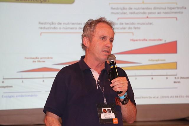 O médico-veterinário e professor da Universidade Estadual Paulita (Unesp) José Luiz Moraes Vasconcelos, idealizador do Gerar (Foto: Divulgação)