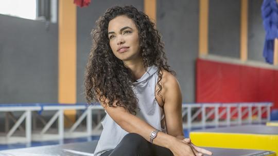 Giovana Cordeiro sobre relação com a beleza: 'Hoje aceito mais a minha forma natural'