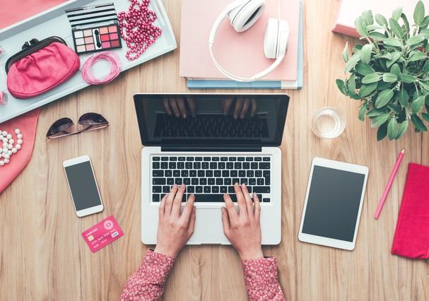 Ganhar dinheiro na internet (Foto: Thinkstock)