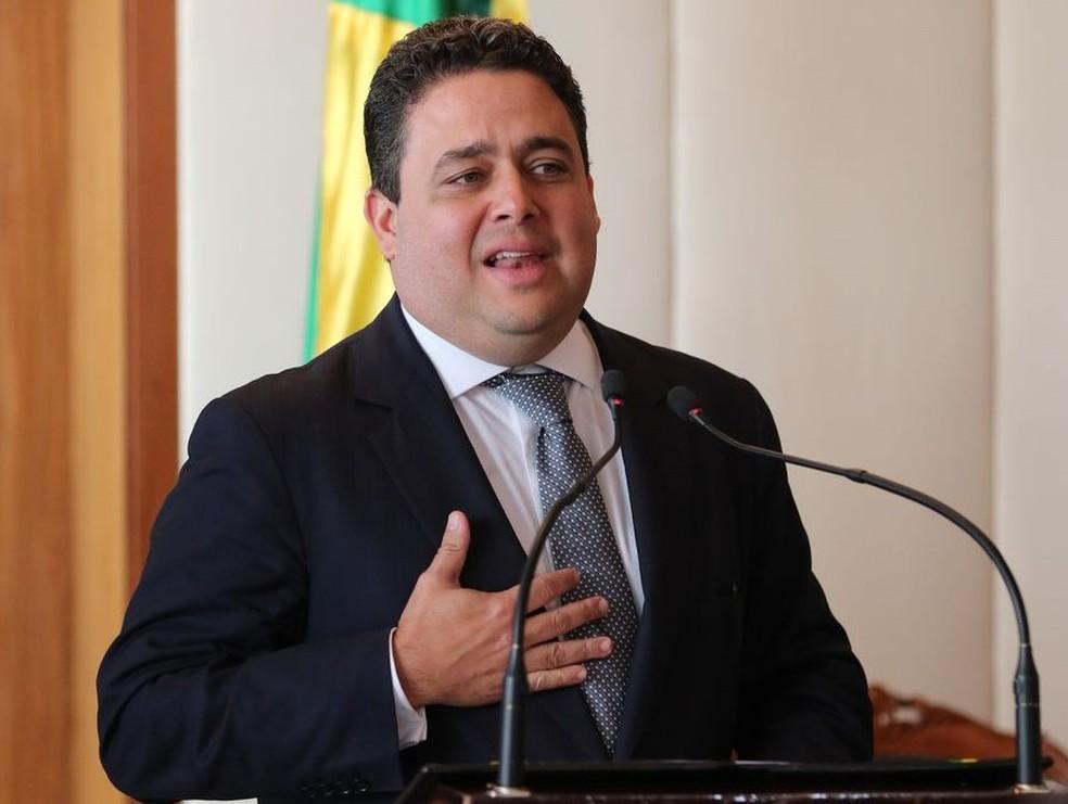 O presidente da OAB, Felipe Santa Cruz — Foto: Fabio Rodrigues Pozzebom/Agência Brasil