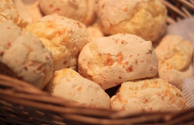 Pão de queijo fit (Foto: Divulgação)