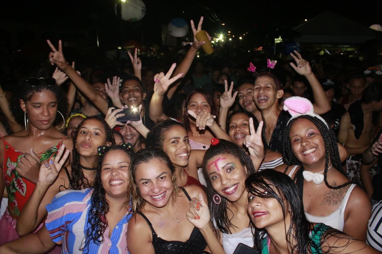 Circuito Rio Bacanga estreia com multidão e já entra na agenda do folião