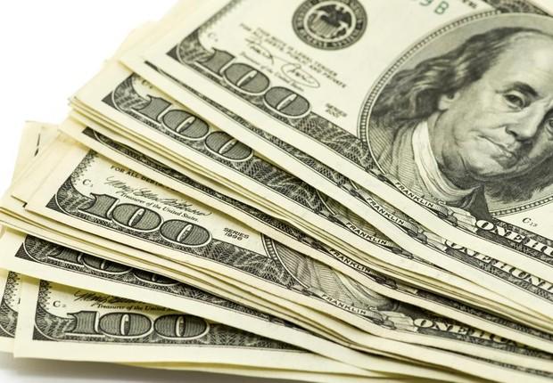 Dólar ; dólares ; moeda norte-americana ; moeda americana ; economia dos EUA ; PIB dos EUA ; (Foto: Shutterstock)