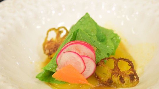 Receitas da chef Giovanna Grossi com ingredientes brasileiros