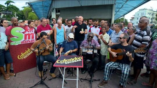 Em Jacarepaguá, Cafezinho com Escobar pergunta: o Campeonato Carioca já está definido?