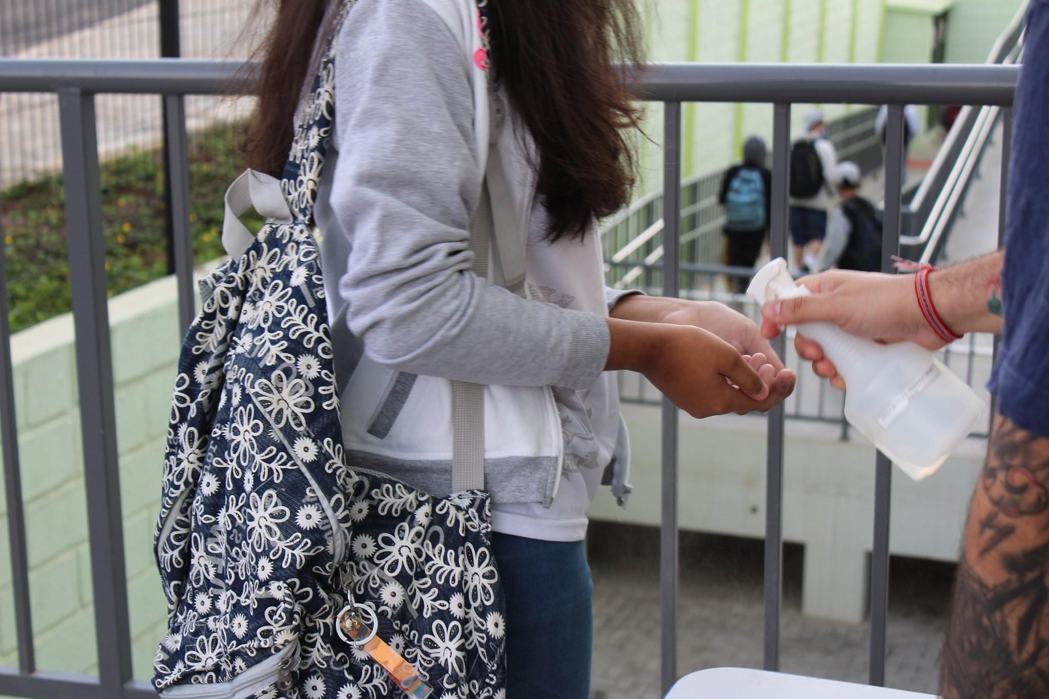 Alunos das escolas municipais retornam às aulas 100% presenciais em Extrema
