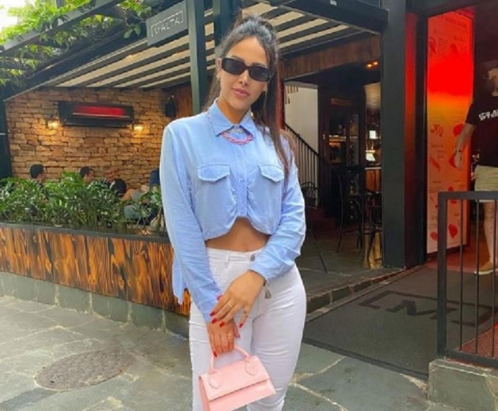 Liliane Amorim teve complicações após uma cirurgia estética em Juazeiro do Norte, no Ceará — Foto: Instagram/Reprodução