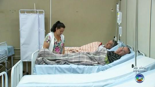 Centro de hidratação contra a dengue atende 17 pessoas no primeiro dia de funcionamento