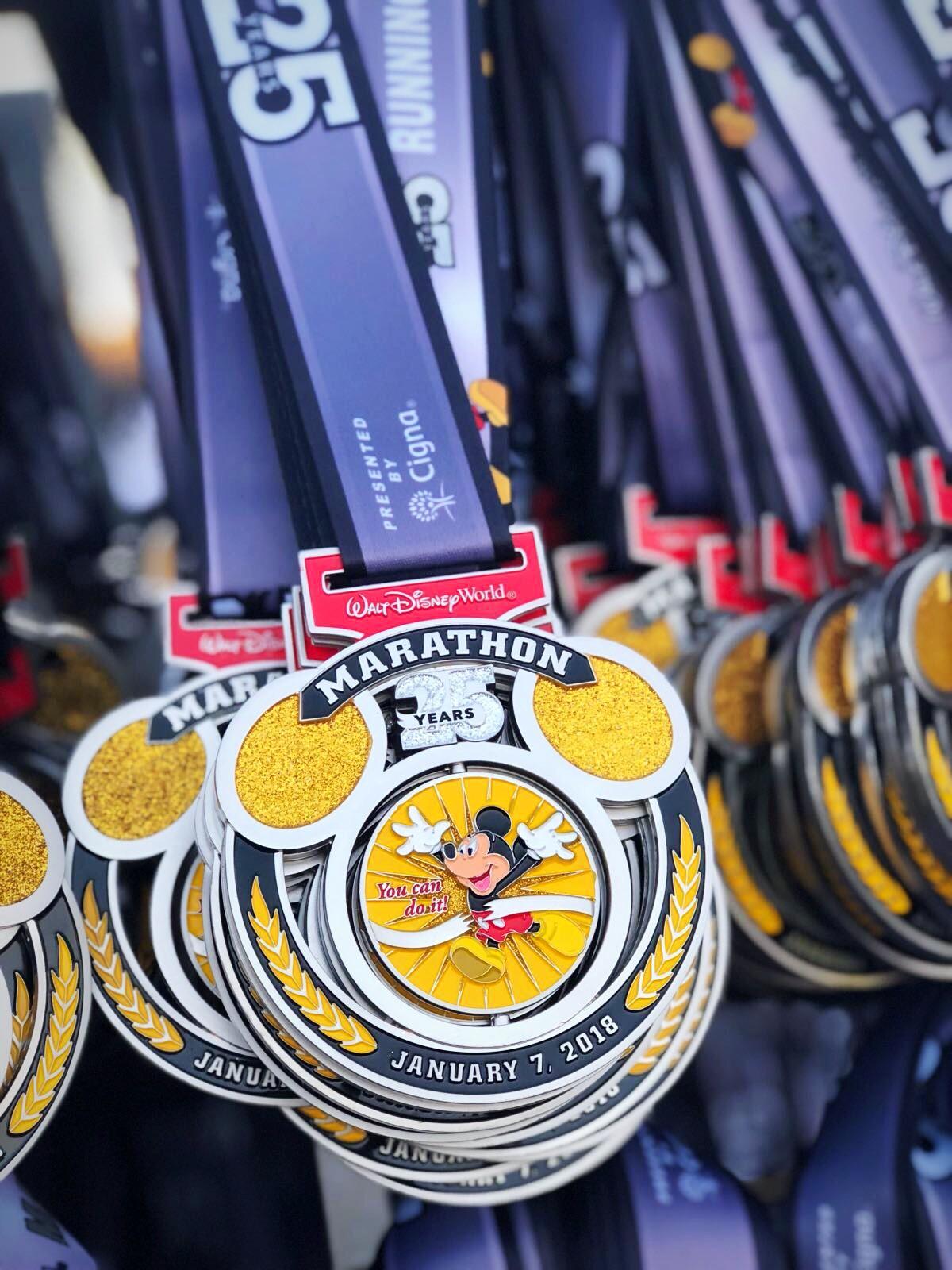 Medalha de 25 anos