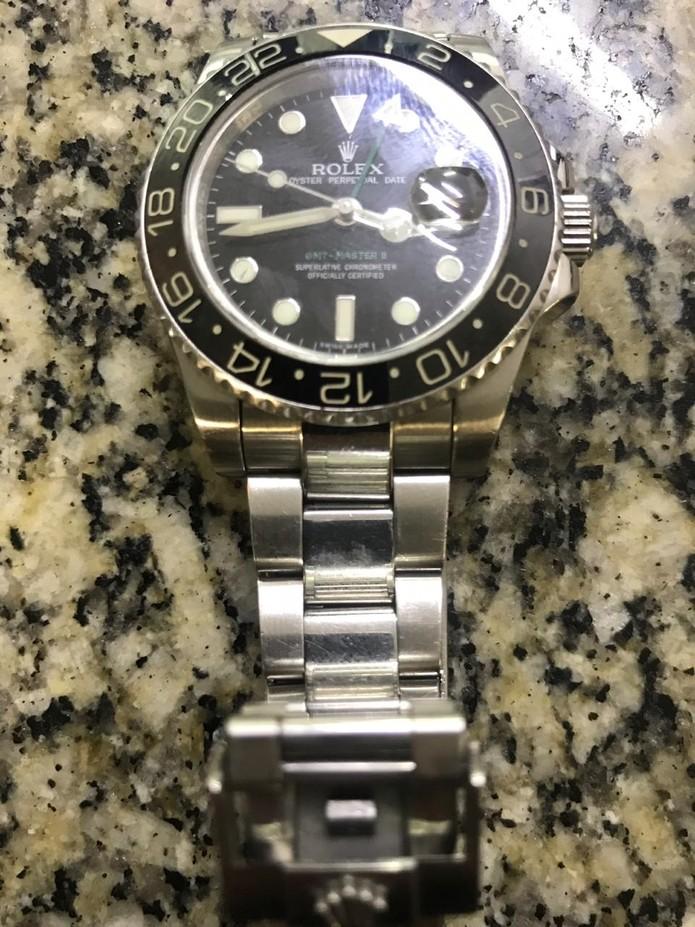 d679176b5f4 Quadrilha especializada em roubo de relógios de luxo atua em outras  cidades