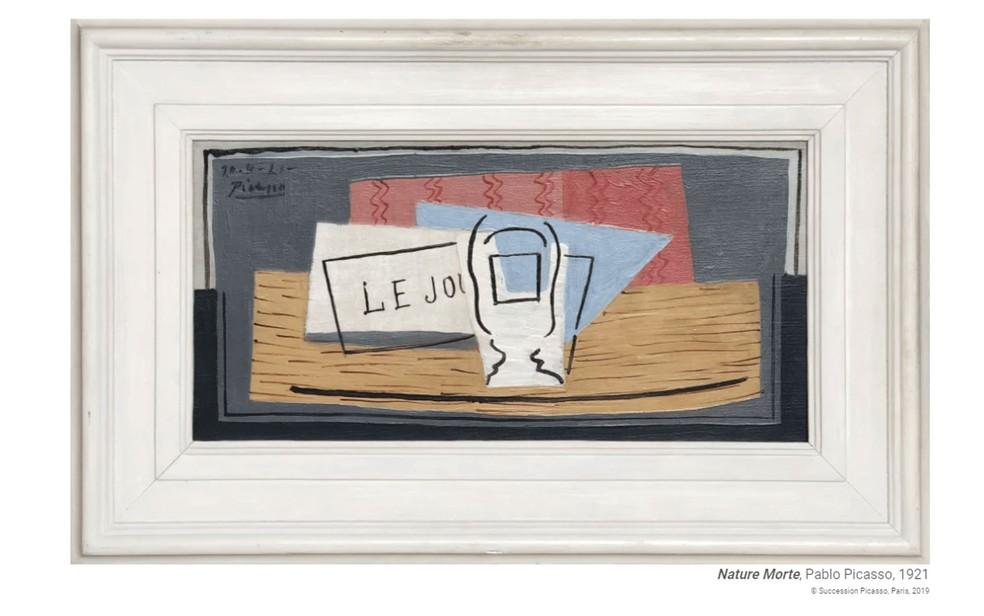 Um Picasso por 100 euros: loteria oferece quadro como prêmio ...