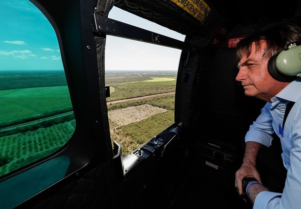 Jair Bolsonaro  (Foto: Alan Santos/PR via Agência Brasil )