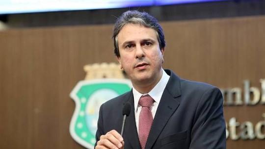 Central GloboNews entrevista o governador Camilo Santana
