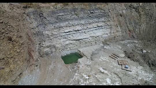 Fragmento de metal originário de meteorito que atingiu o planeta é encontrado em Paulista